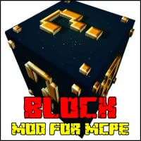 Mods : New Block Mod for MCPE