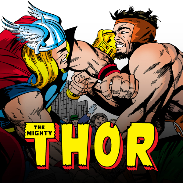 Thor (1966-1996) (Collections) (42 Book Series)