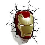 Light 3D FX Marvel Hulk, rechte Faust, 3D-Deko, LED-Wandleuchte