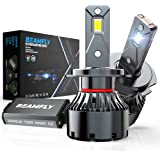 BEAMFLY H7 LED 20000LM Lampade Auto, 120W, 12V, 6000K Bianco