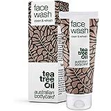 Australian Bodycare Face Wash Tea Tree Oil 100ml | Rengör huden effektivt från finnar och överproduktion av talg | Mot oren h