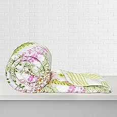 Reversible Microfibre Comforter/Blanket/Quilt/Duvet & Comforter, Ac Single
