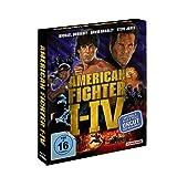 American Fighter 1-4 (uncut) [Blu-ray]