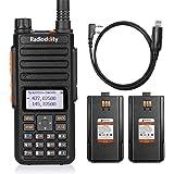 El walkie-Talkie Radioddity GA-510, de Banda Dual con 10 vatios de Potencia para Largo Alcance es una Radio de Aficionados Qu