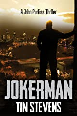 Jokerman (John Purkiss Thriller Book 3) Kindle Edition