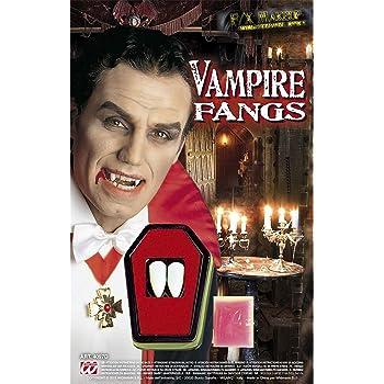 Denti da vampiro per bambini ideali per un costume di Halloween o ... 42a17afbef27