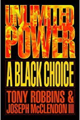 UNLIMITED POWER: A Black Choice (A fireside book) Paperback