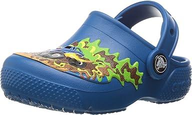crocs FunLab Boys Clog in Multi Color