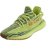adidas Yeezy Boost 350 V2 Frozen Yellow - B37572 - Size 8.5 -