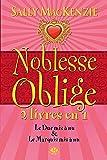 Noblesse oblige, Tome 1: Noblesse Oblige - 2 livres en 1