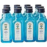 Bombay Sapphire London Dry Gin, Confezione da 12 Mignon x5 cl