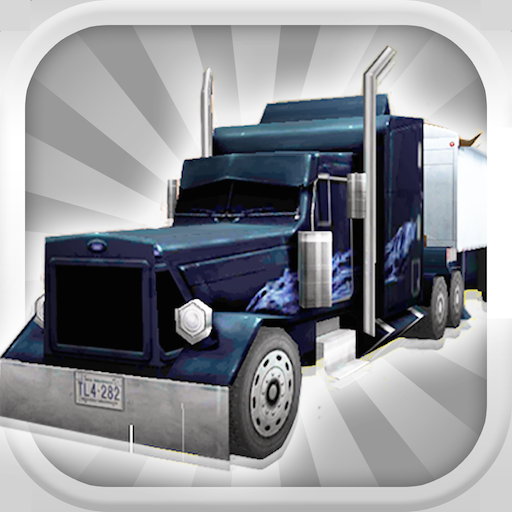 Big Rig Trucker: 3D Semi Truck Driving Game - FREE Edition Rig Truck