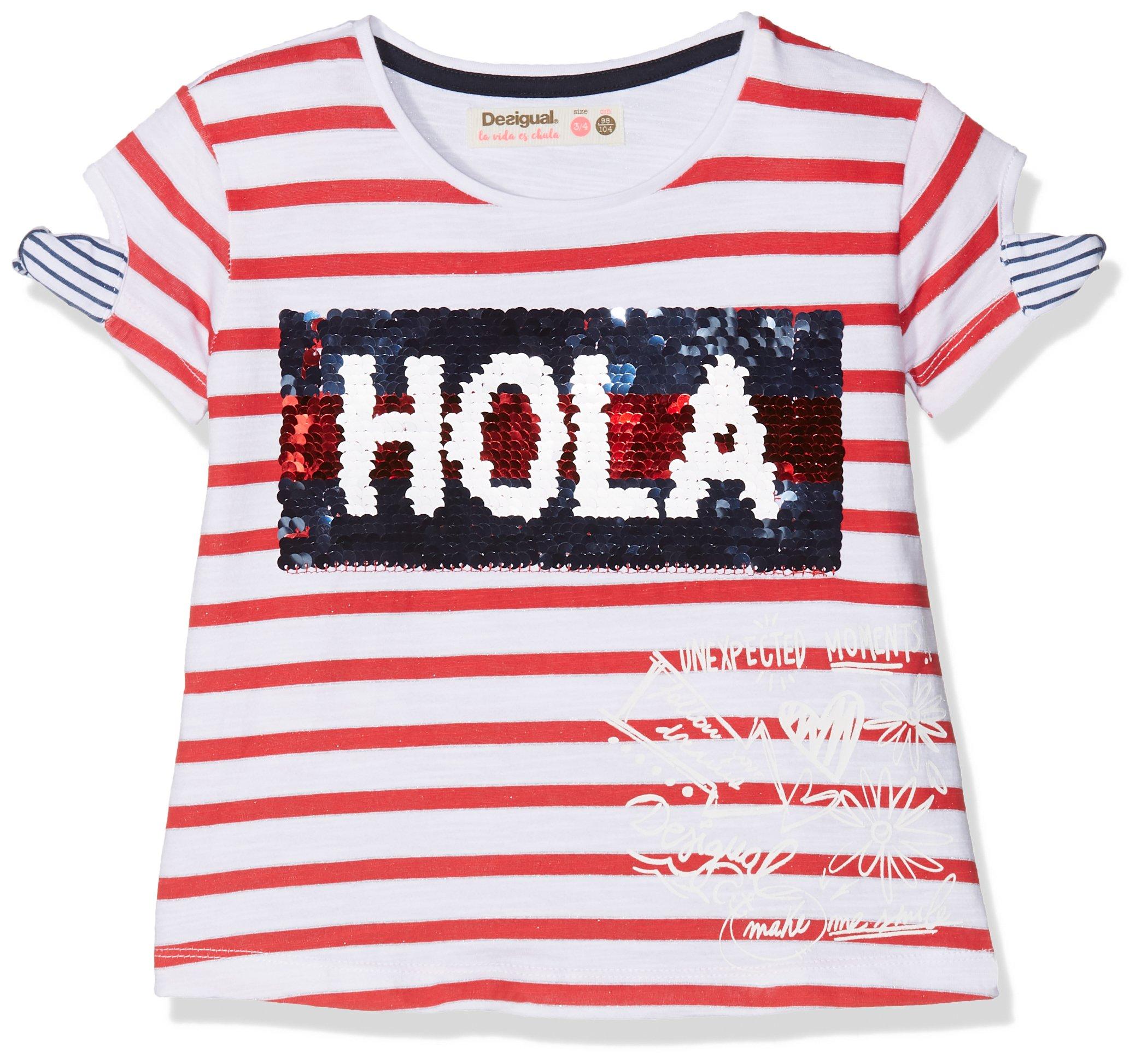 Desigual TS_Nashville Camiseta para Niñas