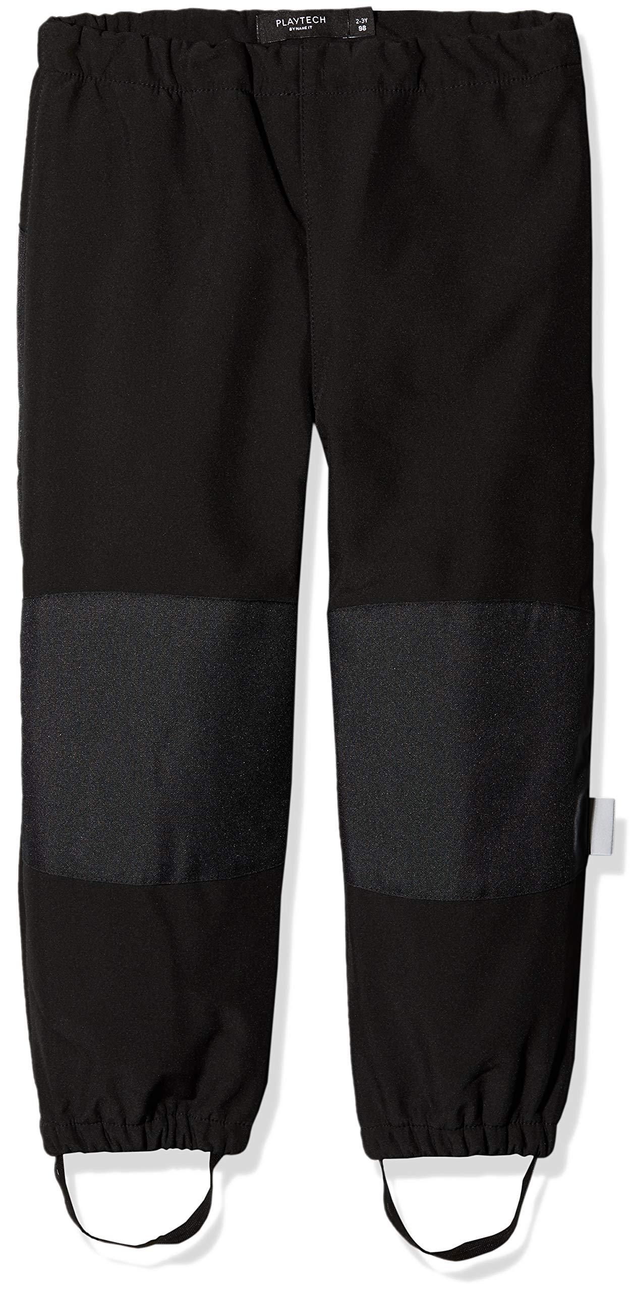 NAME IT Nitalfa Softshell Pant MZ Fo Noos Pantalones Impermeable para Bebés 1
