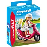 Playmobil Special Plus Beachgoer with Scooter, Blue, 9084
