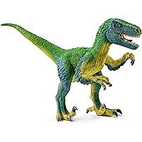 Schleich- Figurine Vélociraptor Dinosaurs, 14585, Multicolore