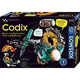 Kosmos 620646 Codix - Dein Mechcher Coding-Roboter Toy, Experimentbox