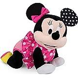 Baby Clementoni - 17253 - Disney Baby Minnie Gattona con Me, primi passi