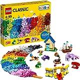 Lego 6213428 Lego Classic Lego Classic Stenen, Stenen, Stenen - 10717, Multicolor