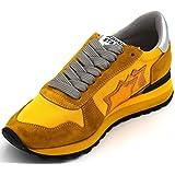 ATLANTIC STARS Donna Scarpa Sneaker Casual Tempo Libero Vari Colori Art. ALHENA 36 OCRA Ochre