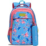Lavie Sport Casual Backpack   School College Bag For Girls