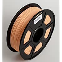Techie PLA Filament 1KG Roll (1.75mm Diameter) for 3D Printers(Skin)