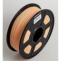 Techie PLA Filament 1KG Roll (1.75mm Diameter) for 3D Printers(Skin)