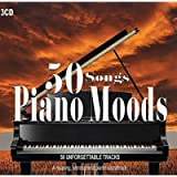 50 Songs Piano Moods, 2 CD, Piano Music, Relax Music, Classical Music, Soft Piano, Piano Pieces