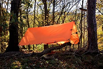 dd tarp 3m x 3m   lightweight versatile  u0026 tough tarp   basha  sunset dd tarp 3m x 3m   lightweight versatile  u0026 tough tarp   basha      rh   amazon co uk