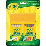 Crayola - Kit craies et brosse - Loisir créatif - à partir de 3 ans - Jeu de dessin et coloriage