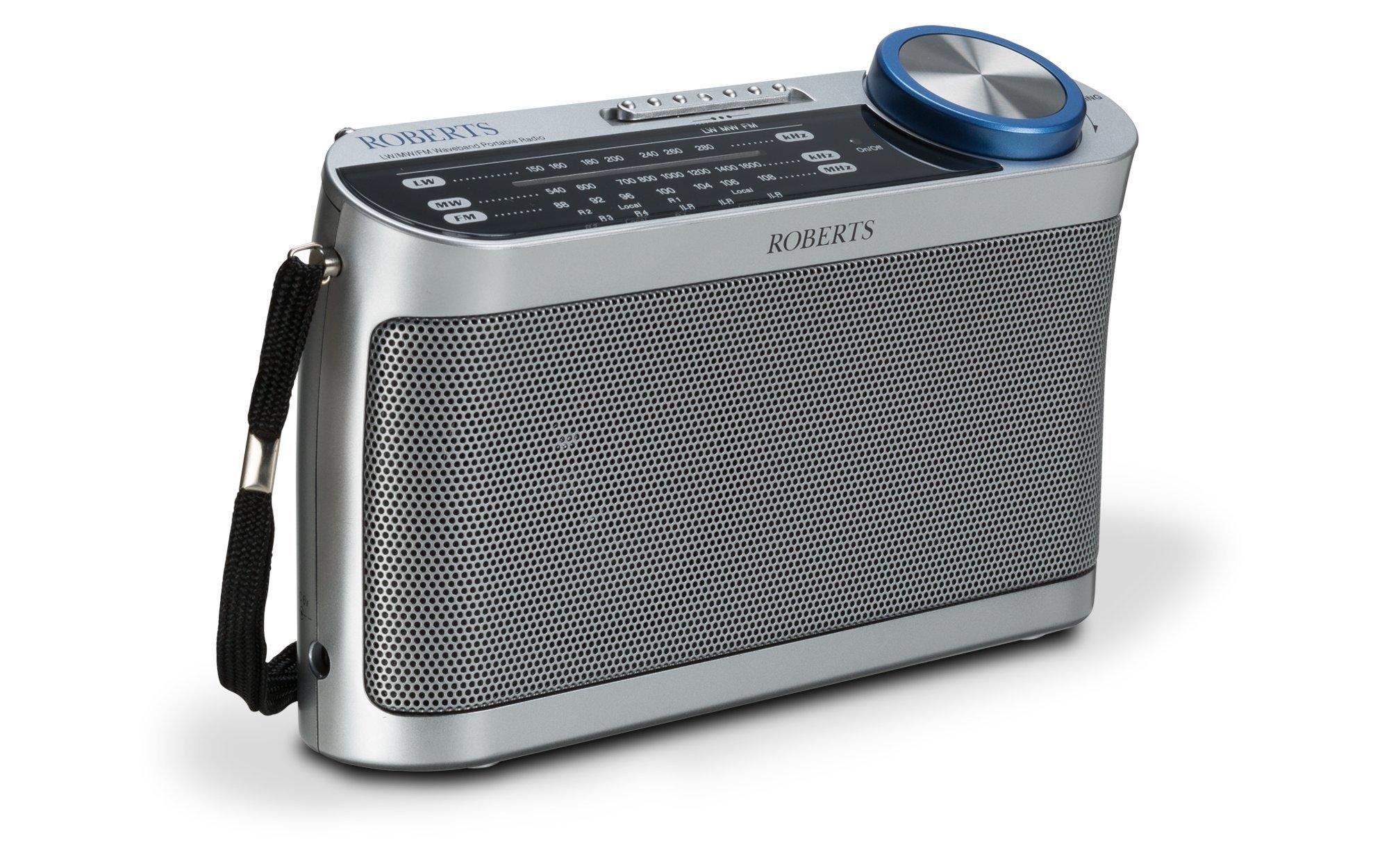 Roberts Radio R9993 Portable LW/MW/FM Radio with Headphone Socket 2