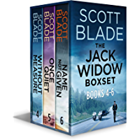 The Jack Widow Series: Books 4-6 (The Jack Widow Series Collection Book 2) (English Edition)