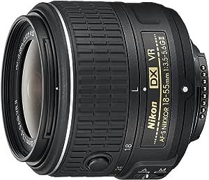 Nikon Af S Dx Nikkor 18 55mm F 3 5 5 6g Vr Ii Lens Camera Photo