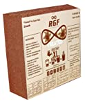 Rajah Green Fields Coco Peat Block   Export Quality   Factory Direct