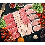 Fresh Local Butchers BBQ Meat Box - 1x