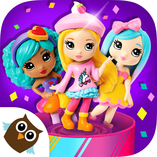 Party Popteenies Surprise - Rainbow Pop Fiesta for BFF Girls - Beauty Pop