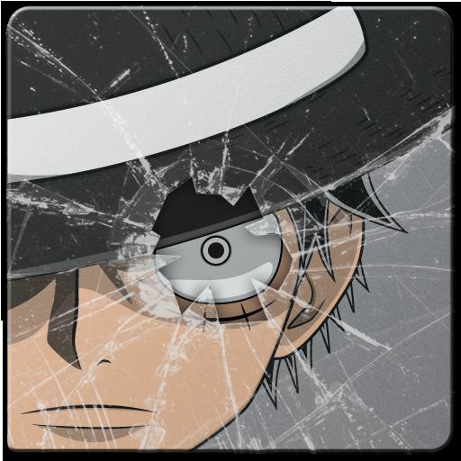 Broken Screen Wallpaper: Mafia Anime Live Wallpaper Cracked Screen: Amazon.co.uk