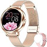 ieverda Smart horloge Fitness Tracker IP68 smartwatch Waterdichte Fitness Horloge smart horloge met Hartslagmeter Stappentell