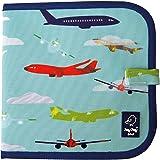 """Jaq Jaq Bird CBK-AERO Color It & Go Libro Cancellabile, 8"""" x 8"""", Multicolore (Aeroplano)"""
