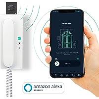 nello one - Smarter Türöffner -WLAN Upgrade für deine Gegensprechanlage -ideale Ergänzung für Smart Lock - für iPhone und Android - mit Amazon Alexa Skill