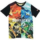 LEGO - Camiseta de Manga Corta Ninjago