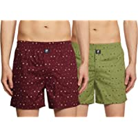 Amazon Brand - House & Shields Men Boxers
