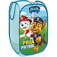 SUPERDIVER Panier Pliable pour Enfants en Tissu avec poignées - La Pat'Patrouille I Cube Organisateur pour vêtements et…