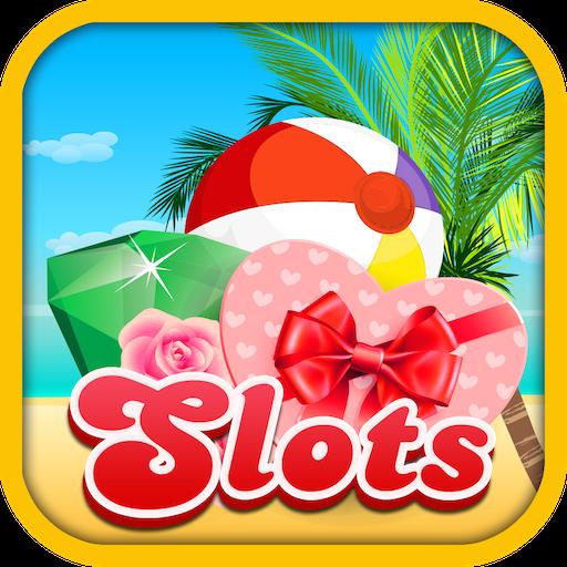 Slots Las Vegas Riches Paradise Strandurlaub - Free Casino Slot Machine Spiele für Android und Kindle Fire - Fire Slot Für Kindle Spiele