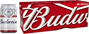 Bier Budweiser 10x33cl (Box 10 Dosen)