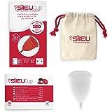 Enna Cycle - 2 Copas menstruales y Caja esterilizadora ...