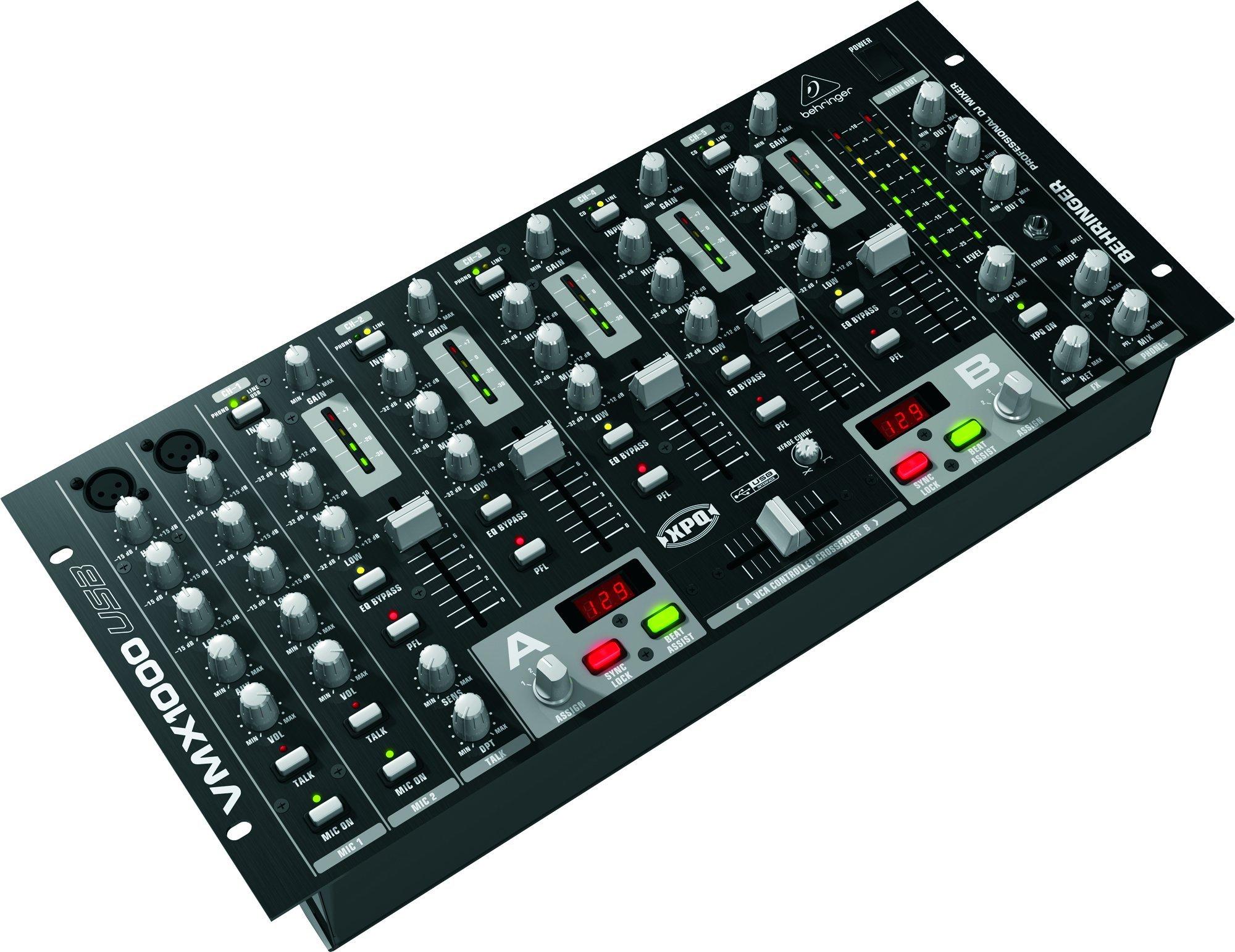 Behringer Pro Mixer VMX1000 USB