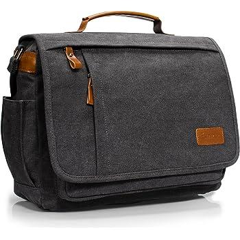 Estarer 13.3-14 inch Mens Laptop Messenger Bag 21e6f1033f938