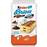 Kinder Brioss Latte e Cacao, 10 x 29g