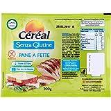 Céréal Pane a Fette Senza Glutine - Pan bauletto glutenfree - Confezione 200 g